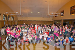 SANTA: Santa gave a surprise visit to the Tralee Branch of Enable Ireland Oakview, Tralee on Sunday to their Christmas party in Ballyroe Heights Hotel, Tralee...................