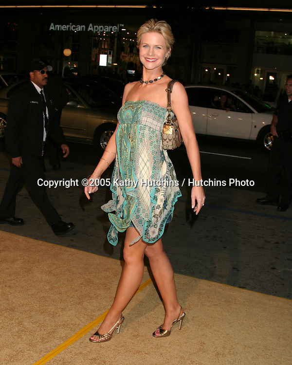 Josie Davis.Sarhara Premiere.Grauman's Chinese Theater.Los Angeles, CA.April 4, 2005.@Kathy Hutchins / Hutchins Photo.
