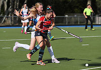 Napier Girls High v St Marys. Federation Cup Hockey, Lloyd Elsmore Park, Auckland, New Zealand, Monday 2 September 2019. Photo: Simon Watts/www.bwmedia.co.nz/HockeyNZ