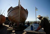 Bracera shipyard 2012 (N Istria-Adriatic)