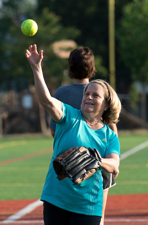 UNITED STATES - June 20: Rep. Ileana Ros-Lehtinen, R-FL., during the practice for the Congressional Women's Softball Game at Watkins Elementary in Washington, D. C. on June 20, 2013. The bi-partisan group of women Members of Congress take the field against the the women of the DC Press Corps to raise funds and awareness for young women with breast cancer and will be played on Wednesday, June 26, 2013.   (Photo By Douglas Graham/CQ Roll Call)