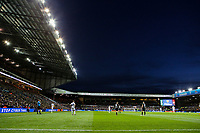 Play continues in the second half, inside Elland Road, home of Leeds United FC<br /> <br /> Photographer Alex Dodd/CameraSport<br /> <br /> The EFL Sky Bet Championship - Leeds United v Hull City - Saturday 29th December 2018 - Elland Road - Leeds<br /> <br /> World Copyright © 2018 CameraSport. All rights reserved. 43 Linden Ave. Countesthorpe. Leicester. England. LE8 5PG - Tel: +44 (0) 116 277 4147 - admin@camerasport.com - www.camerasport.com