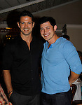 Ryan Paivey GH - Christopher Sean - Days of our Lives -  Actors from General Hospital and Days donated their time to Southwest Florida 16th Annual SOAPFEST - a celebrity weekend May 22 thru May 25, 2015 benefitting the Arts for Kids and children with special needs and ITC - Island Theatre Co. as it presented A Night of Stars on May 23 , 2015 at Bistro Soleil, Marco Island, Florida. (Photos by Sue Coflin/Max Photos)