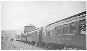 1/2 side view of parlor car &quot;Chama.&quot;<br /> D&amp;RGW  Mears Junction ?, CO