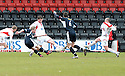 03/05/2008   Copyright Pic: James Stewart.File Name : sct_jspa13_airdrie_v_raith.GRAHAM WEIR SCORES RAITH'S SECOND.James Stewart Photo Agency 19 Carronlea Drive, Falkirk. FK2 8DN      Vat Reg No. 607 6932 25.Studio      : +44 (0)1324 611191 .Mobile      : +44 (0)7721 416997.E-mail  :  jim@jspa.co.uk.If you require further information then contact Jim Stewart on any of the numbers above........