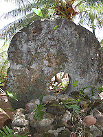 Stone Money, Yap, Micronesia.