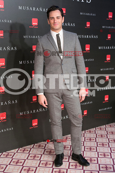 "Asia Echandia attend the Premiere of the movie ""Musaranas"" in Madrid, Spain. December 17, 2014. (ALTERPHOTOS/Carlos Dafonte) /NortePhoto /NortePhoto.com"