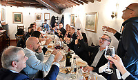Official Lunch <br /> Firenze 19-11-2019 Piscina Nannini <br /> water polo Women's World League <br /> Italy ITA - Nederland NED <br /> Photo Andrea Staccioli/Deepbluemedia/Insidefoto