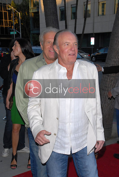 """James Caan<br /> at the premiere of """"Get Low,"""" Academy of Motion Picture Arts and Sciences, Los Angeles, CA. 07-27-10<br /> David Edwards/DailyCeleb.com 818-249-4998"""