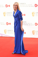Joely Richardson arriving for the BAFTA TV Awards 2018 at the Royal Festival Hall, London, UK. <br /> 13 May  2018<br /> Picture: Steve Vas/Featureflash/SilverHub 0208 004 5359 sales@silverhubmedia.com