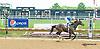 Forgotten Knot winning at Delaware Park on 5/27/15