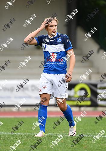 2016-07-30 / Voetbal / Seizoen 2016-2017 / FC Turnhout / Stef Goossens<br /> <br /> Foto: Mpics.be