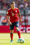 12.05.2018, Allianz Arena, Muenchen, GER, 1.FBL,  FC Bayern Muenchen vs. VfB Stuttgart, im Bild James (FCB #11) <br /> <br />  Foto &copy; nordphoto / Straubmeier