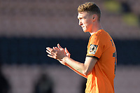 Jack Taylor Of Barnet At the Final Whistle Applause Fan's during Barnet vs Bristol Rovers, Emirates FA Cup Football at the Hive Stadium on 11th November 2018