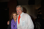 Guiding Light Jerry ver Dorn and One Life To Live hosts with Liz Keifer at the 9th Annual Daytime Stars & Strikes Charity Event to benefit The American Cancer Society on October 7, 2012 at Bowlmor Lanes Times Square, New York City, New York.  (Photo by Sue Coflin/Max Photos)