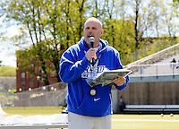 CCSU Blue White Football 4/27/2012