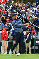 during round 4 of the 2019 US Open, Pebble Beach Golf Links, Monterrey, California, USA. 6/16/2019.<br /> Picture: Golffile | Ken Murray<br /> <br /> All photo usage must carry mandatory copyright credit (© Golffile | Ken Murray)