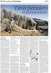 Le Monde, France - October 13, 2009