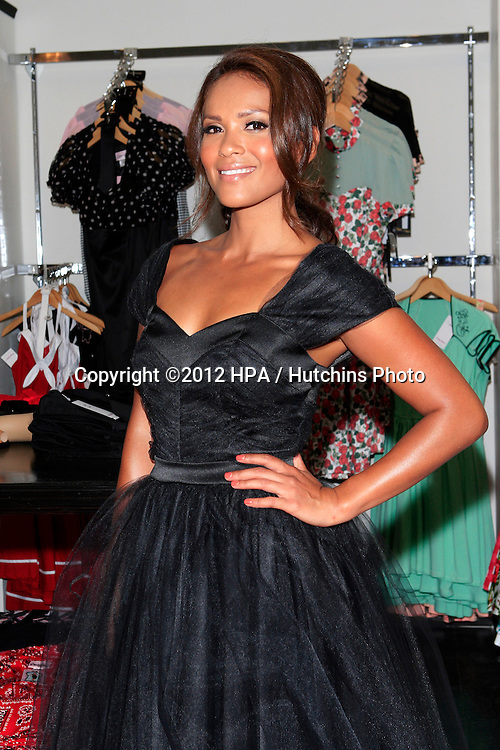 LOS ANGELES - AUG 3:  Lesley-Ann Brandt at the Pinup Girl Boutique opening at Pinup Girl Boutique on August 3, 2012 in Burbank, CA