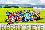 Enjoying the St Pats Blennerville GAA Cul camp on Tuesday.
