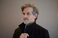 Jonathan Lethem, é uno scrittore americano. © Leonardo Cendamo
