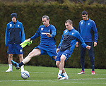 040411 Rangers training