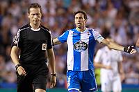 Deportivo de la Coruna's Pedro Mosquera during La Liga match. August 20,2017.  *** Local Caption *** © pixathlon