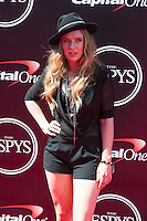 ZZ Ward attends The 2014 ESPY Awards Red Carpet at Los Angeles' Nokia Theater on July16 2014 (Photo by Crash/Guest of A Guest)