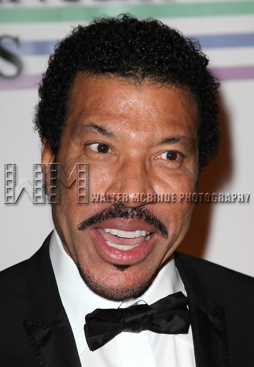 Lionel Richie.arriving for the 34th Kennedy Center Honors Presentation at Kennedy Center in Washington, D.C. on December 4, 2011