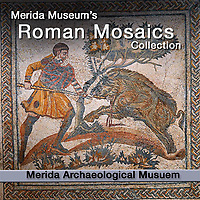 Roman Mosaics - National Museum of Roman Art Merida - Pictures & Images