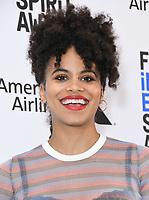 21 November 2019 - Los Angeles, California - Zazie Beets. 2019 Film Independent Spirit Awards Nominations held at The Line LA. Photo Credit: Birdie Thompson/AdMedia