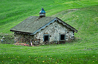 Spring house.