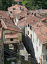 SAGRA DEL &quot;PESCE E PATATE&quot; 2011, BARGA, ITALY<br /> <br /> GENERAL VIEW OF THE OLD TOWN AREA OF BARGA.