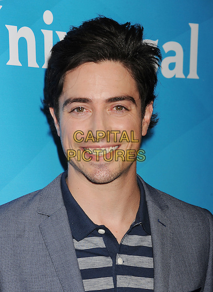 BEVERLY HILLS, CA- JULY 13: Actor Ben Feldman attends the 2014 Television Critics Association Summer Press Tour - NBCUniversal - Day 1 held at the Beverly Hilton Hotel on July 13, 2014 in Beverly Hills, California.<br /> CAP/ROT/TM<br /> &copy;Tony Michaels/Roth Stock/Capital Pictures