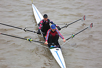 Crew: 448  CBR-FULLMAN  Bristol, City of, Rowing Club  W MasD 2x<br /> <br /> Pairs Head 2018<br /> <br /> To purchase this photo, or to see pricing information for Prints and Downloads, click the blue 'Add to Cart' button at the top-right of the page.