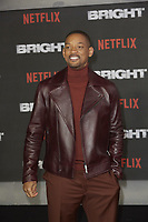 www.acepixs.com<br /> <br /> December 15 2017, London<br /> <br /> Will Smith arriving at the European premiere of  'Bright' on December 15, 2017 at the BFI Southbank, in London.<br /> <br /> By Line: Famous/ACE Pictures<br /> <br /> <br /> ACE Pictures Inc<br /> Tel: 6467670430<br /> Email: info@acepixs.com<br /> www.acepixs.com