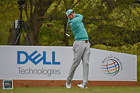 Sergio Garcia (ESP) watches his tee shot on 10 during day 4 of the WGC Dell Match Play, at the Austin Country Club, Austin, Texas, USA. 3/30/2019.<br /> Picture: Golffile | Ken Murray<br /> <br /> <br /> All photo usage must carry mandatory copyright credit (© Golffile | Ken Murray)