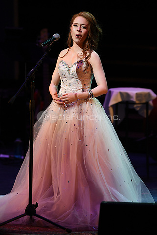BOCA RATON - JANUARY 06: Daniella Mass performs at The Wick Theatre on January 6, 2018 in Boca Raton, Florida. Credit: mpi04/MediaPunch