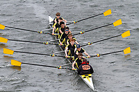 Crew: 204  Hampton Sch BC  Event: J15 School 2nd eights<br /> <br /> Schools' Head of the River 2017<br /> <br /> To purchase this photo, or to see pricing information for Prints and Downloads, click the blue 'Add to Cart' button at the top-right of the page.