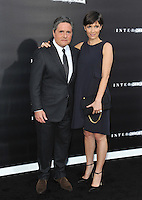 Paramount Pictures boss Brad Grey &amp; wife at the Los Angeles premiere of Interstellar at the TCL Chinese Theatre, Hollywood.<br /> October 26, 2014  Los Angeles, CA<br /> Picture: Paul Smith / Featureflash