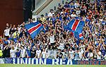 25.07.2019 Rangers v Progres Niederkorn: Rangers fans