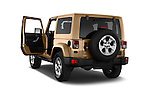 Car images of 2016 JEEP Wrangler Sahara 5 Door SUV Doors