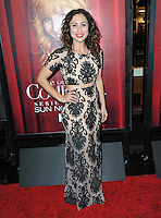 "Meryl Hathaway at the premiere of her HBO TV series ""The Comeback"" at the El Capitan Theatre, Hollywood.<br /> November 5, 2014  Los Angeles, CA<br /> Picture: Paul Smith / Featureflash"