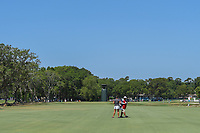 Maria Torres (PRI) looks over her approach shot on 8 during round 3 of the 2019 US Women's Open, Charleston Country Club, Charleston, South Carolina,  USA. 6/1/2019.<br /> Picture: Golffile | Ken Murray<br /> <br /> All photo usage must carry mandatory copyright credit (© Golffile | Ken Murray)