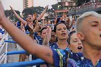 SÃO PAULO,SP,02.02.2019 - CARNAVAL-SP - Ensaio Técnico Geral da escola de samba Águia de Ouro, no sambódromo do Anhembi localizado na zona norte de São Paulo na noite deste sábado, 02. (Foto:Nelson Gariba /Brazil Photo Press)