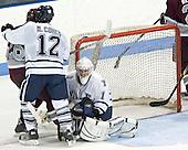 Ryan Smyth, Matt Cohen, Matt Modelski - Colgate University defeated Yale University 6-2 at Ingalls Rink in New Haven, CT on November 5, 2005.