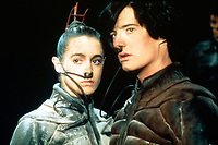 Dune (1984)<br /> Kyle MacLachlan &amp; Sean Young<br /> *Filmstill - Editorial Use Only*<br /> CAP/KFS<br /> Image supplied by Capital Pictures