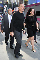 NEW YORK, NY - AUGUST 31:  Tony Danza  at  ABC's 'Good Morning America Disney's Day of Giving' benefitting those affected by Hurricane Harvey in New York City on August 31, 2017. Credit: RW/MediaPunch