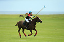 Tyrella House Polo player  Nicky Wilson, in action at Tyrella House, County Down, Monday June3rd, 2019. (Photo by Paul McErlane for Belfast Telegraph)