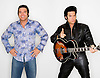 Johnny Thompson, Las Vegas-based Elvis impersonator. Photo by Kevin J. Miyazaki/Redux